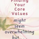 FIND YOUR CORE VALUES - Answer 5 painless questions, and I will help you define your core values. FOR FREE! This is a huge step to take toward finding yourself, reaching your life goals and realizing your full potential. #personalgrowth #corevalues #lifelessons #feelinginspired #theexpectationgaps