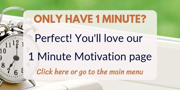 Only Have 1 Minute_ Perfect! There's something perfect for you on our 1 Minute Motivation page (3)