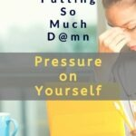 This quick post will remind you to stop putting pressure on yourself. To enjoy the jourey. To trust the timing of your life. You're worth it! #enjoylife #trusttheprocess #dailymotivation #theexpectationgaps #1minutemotivation