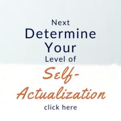 Self Actualization (2)