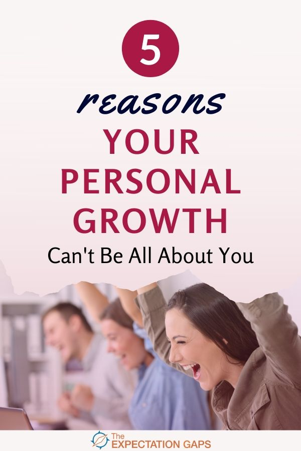 I don't care how introverted you are, you can't reach your personal growth goals alone. If you're not sure why I'd say this, invest 10 minutes of your day to discover 5 aspects of your personal growth that you simply can't attain alone. #relationshiptips #personalgrowth #selfawareness #intentionalliving #theexpectationgaps