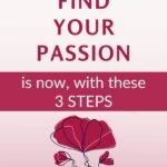 "You're frustrated, ""crazy busy"", and burned out. You want to find your passion, but you don't know how to get off the hamster wheel. Then it's time to start listening to and trusting yourself. How? Click through to discover 3 tips to find your passion. #findyourpassion #mindset #mindfulliving #personalgrowth #intentionalliving #selfawareness #theexpectationgaps"