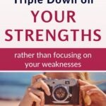 Do you focus on your weaknesses more than your strengths? All the things you want to change about yourself rather than all the amazing qualities you already possess. Of course you do -- we all do! But what if you could shift your mindset with 3 simple steps?#yourstrengths #selfawareness #purpose #goalsetting #selfcaretips #personalgrowth #intentionalliving #theexpectationgaps