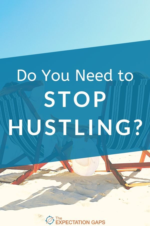 If you're feeling overwhelmed and stressed, the answer is YES, stop hustling! If you forgot why you started the hustle to begin with and feel void of purpose, the answer is YES, stop hustling! If you're either reacting to other people's agendas all day or just going through the motions of your to do list without intention, the answer is YES, stop hustling! Here are 3 things you can do instead. #chasingdreams #selfawareness #stressmanagement #selfcaretips #dailyhabits #intentionalliving #personalgrowth #theexpectationgaps