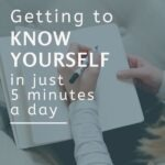 You are the most important person in your life! So don't you deserve to treat yourself that way? Don't you deserve to set aside time to get to know yourself? And wouldn't getting to know yourself help you push through some of the struggles you are facing? Discover 20 questions to build self-awareness in this 1-Minute Motivation. #bettereverday #changeyourlife #lifelessons #mindsetshift #intentionalliving #selfawareness #selfcare #selflove #personalgrowth #theexpectationgaps