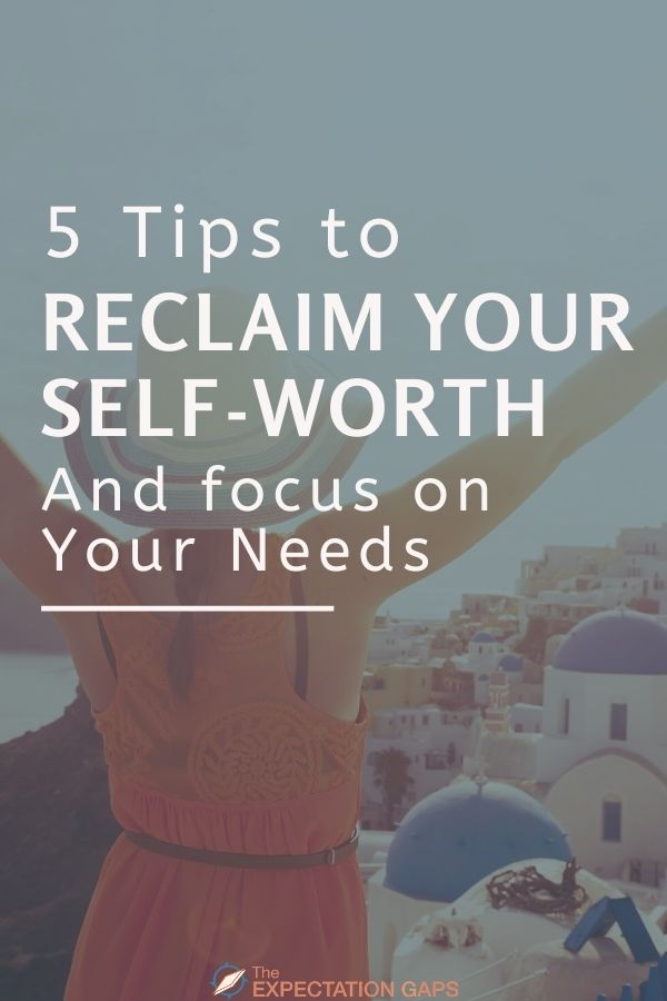 """How often do you measure your self-worth based on how well you meet other people's needs? Or, based on your ability to carry burdens that aren't even yours to carry? Too often, right? If you want to reclaim your self-worth and focus on your needs, it's time to identify the """"things"""" you are actually responsible for. This short post will help you get started. #selfcare #wellbeing #selflove #selfawareness #personalgrowth #intentionalliving #mindfulliving #takingresponsibility #theexpectationgaps"""