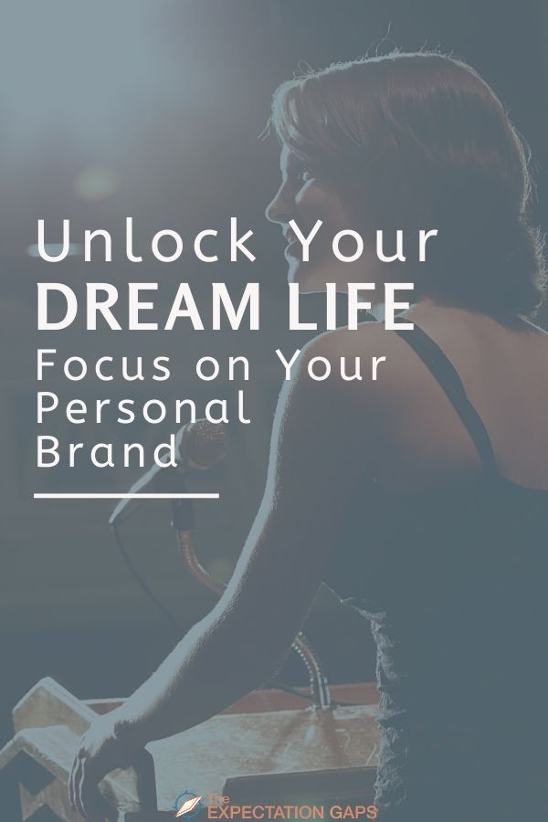 Do you want to unlock opportunities that will help you create your dream life? Then you need to focus on developing your personal brand. We'll learn how in this post, and our FREE WORKSHEET will help you go from inspiration to action.#changeyourlife #careertips #successtips #lifelessons #mindsetshift #intentionalliving #selfawareness #selfdevelopmentplan #personalgrowth #theexpectationgaps