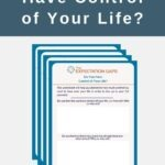 How much control do you have over your life? This FREE worksheet will help you figure that out so you can live up to your full potential. #printableworksheets #changeyourlife #successtips #lifelessons #mindsetshift #selfdiscipline #takingcontrol #intentionalliving #selfawareness #selfdevelopmentplan #personalgrowth #theexpectationgaps