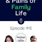 If you're facing a divorce or other separation of family -- if you feel overwhelmed by unrealistic expectations of what family life should be like -- THIS EPISODE IS FOR YOU! #parenting #family #lifelessons #wellbeing #personalgrowth #intentionalliving #sno